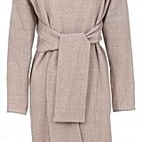 Tibi Aurora Drape Long Sleeve Tie Dress ($445)