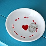 Sweetheart Ring Dish