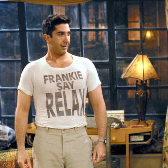 Ross's Best Outfits on Friends