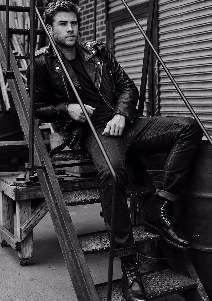 Liam Hemsworth For Diesel