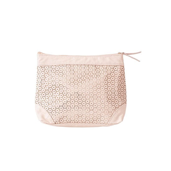 Portmans Floral Cut Out Cosmetic Bag, $16.95