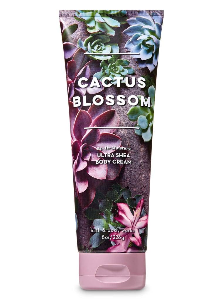 Bath & Body Works Cactus Blossom Ultra Shea Body Cream
