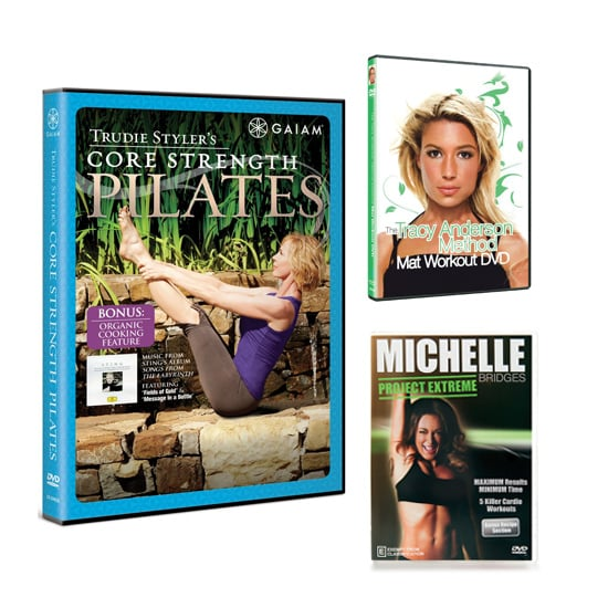 5 Fitness DVDs to Buy to Workout at Home