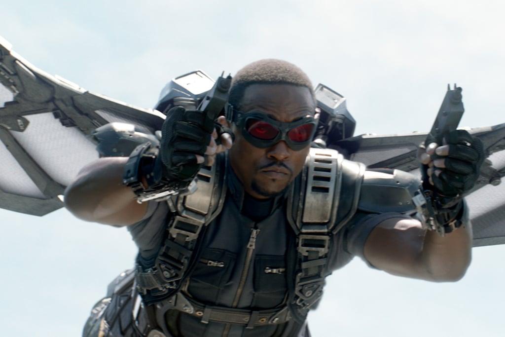 Falcon From Captain America: Civil War