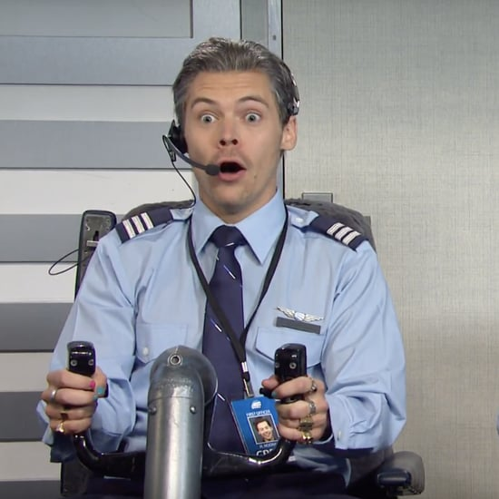 "SNL ""Airline Pilots"" Sketch Video"