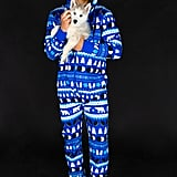 Milk's Favorite Men's Oreo Print Christmas Onesie