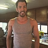 20 Pictures That Prove the Property Brothers Are a Double Dose of Handsome