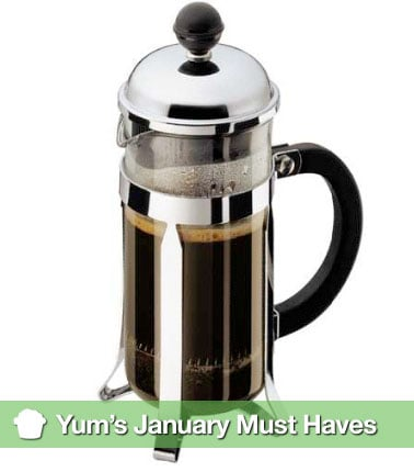YumSugar's 2011 January Must Haves