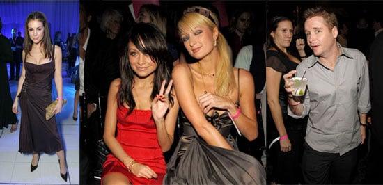Victoria's Secret Throws a Sexy Party