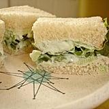 Benedictine Cheese Sandwiches