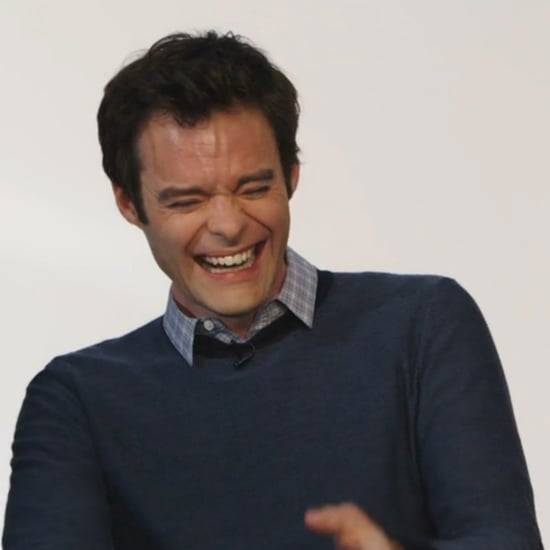 Bill Hader and Dana Carvey For The Hollywood Reporter