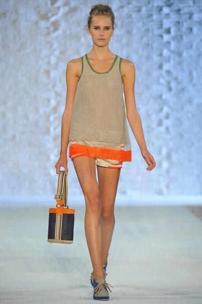New York Fashion Week: Philosophy Di Alberta Ferretti Spring 2010