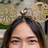 Alex and Ani Gold Mickey Mouse Ears 2019