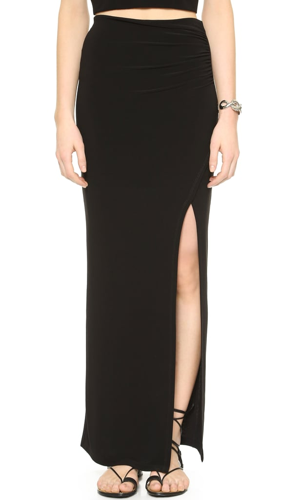 After seeing how many ways you can style a slitted skirt, I've been meaning to add one to my Summer wardrobe. This AIR by Alice + Olivia option ($176) is casual enough for daytime but can definitely be dressed up for date night, making it the perfect piece to work into my rotation. — SS