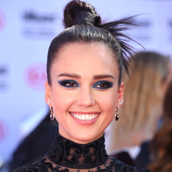 Jessica Alba Hair and Makeup 2016 Billboard Music Awards