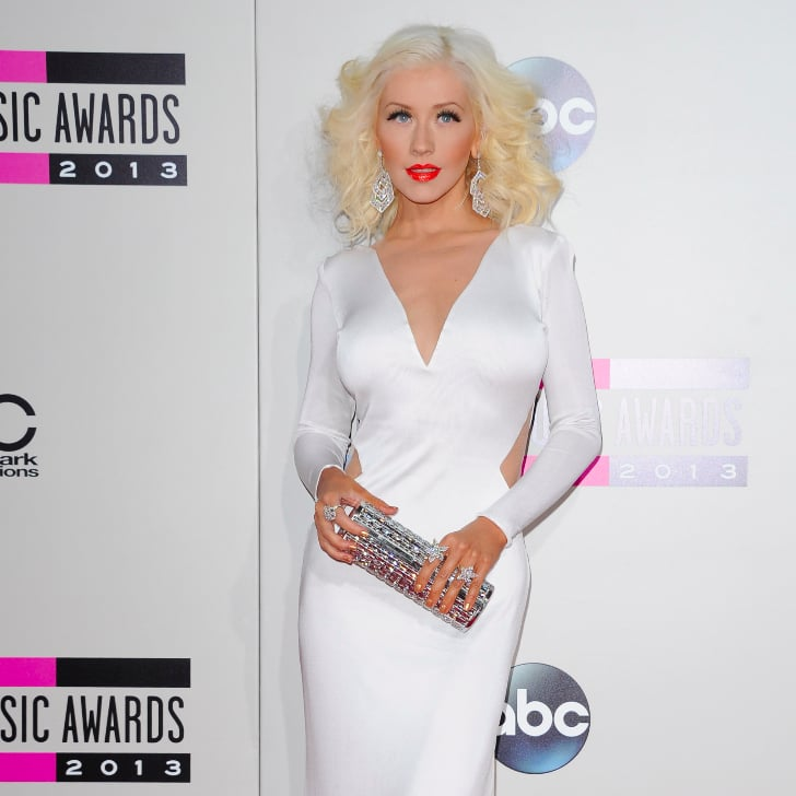 Christina Aguilera's Weight Loss in 2014
