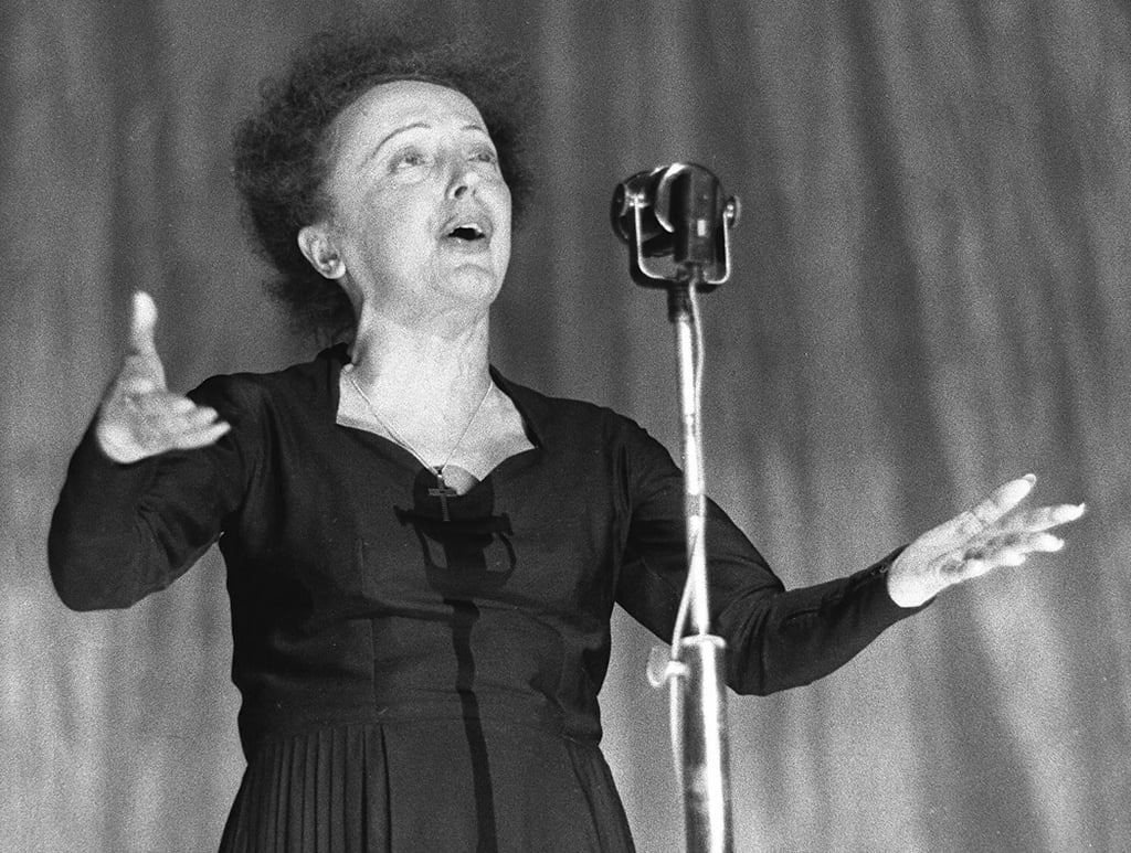 The Real-Life Edith Piaf