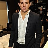 Channing Tatum went out before his birthday.