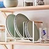 Yamazaki Plate Storage Rack