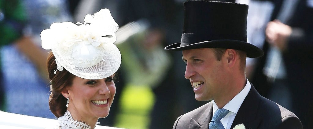 Is It Just Us, or Does Prince William Look Kind of Sexy in a Top Hat?