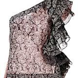 Rosie Assoulin Ruffled One Shoulder Top