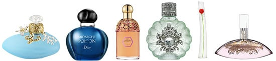 The Prettiest Perfume Bottles