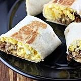 Copycat Taco Bell Breakfast Burritos