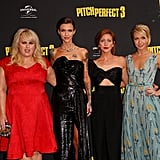 The Pitch Perfect 3 Cast Pop Up at Their Premiere Looking, Well, Perfect