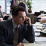Jordan spends a lot of time on the phone, what with being a fancy stockbroker and all.