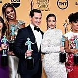 Orange Is the New Black Cast at the SAG Awards 2015