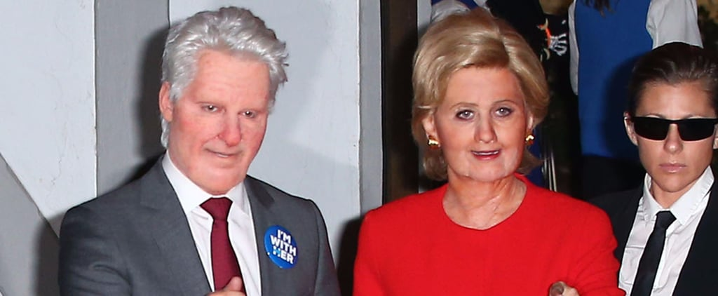 Katy Perry's Hillary Clinton Halloween Costume Is Scarily Good