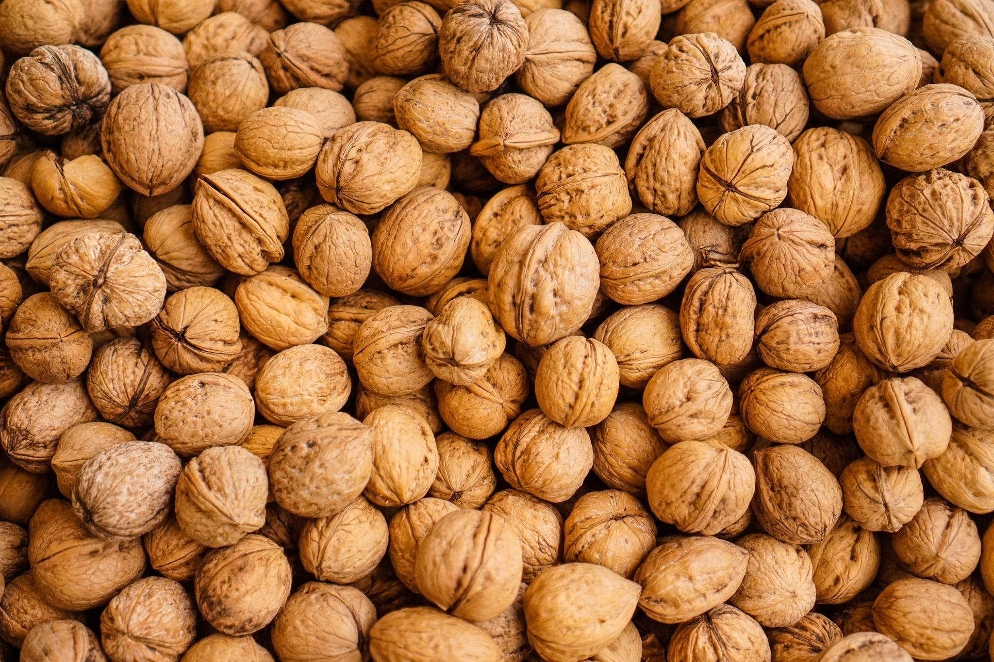 Weight loss walnuts
