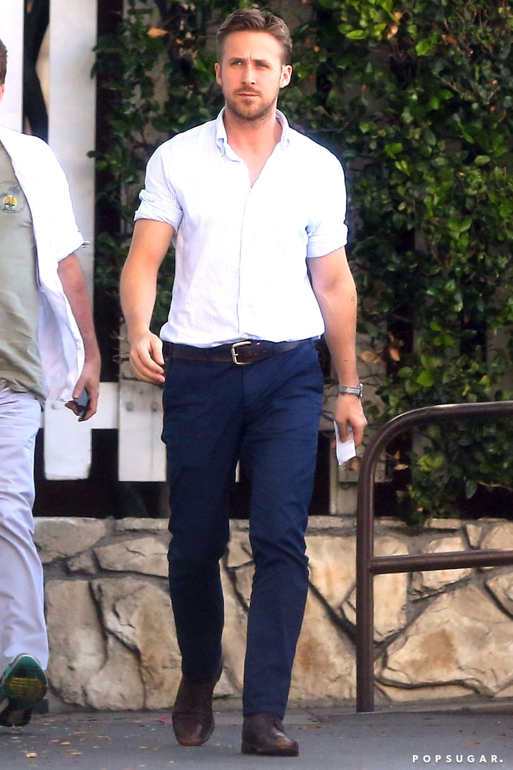 Ryan Gosling Has Irresistible Swagger Without Even Trying