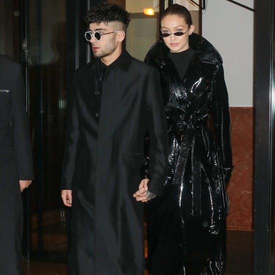 Zayn Malik and Gigi Hadid Out in NYC January 2018