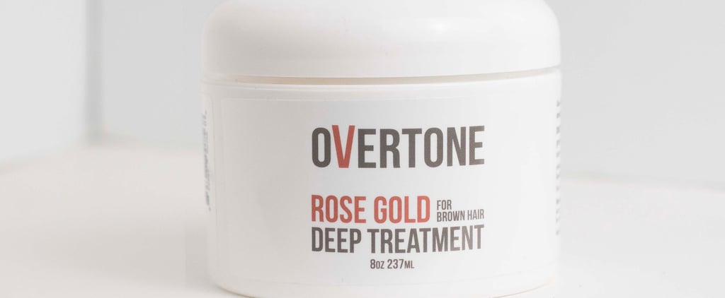 Brunettes Can Get Rose Gold Hair at Home With These in-Shower Treatments
