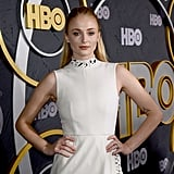 Sophie Turner at 2019 Emmys Afterparty