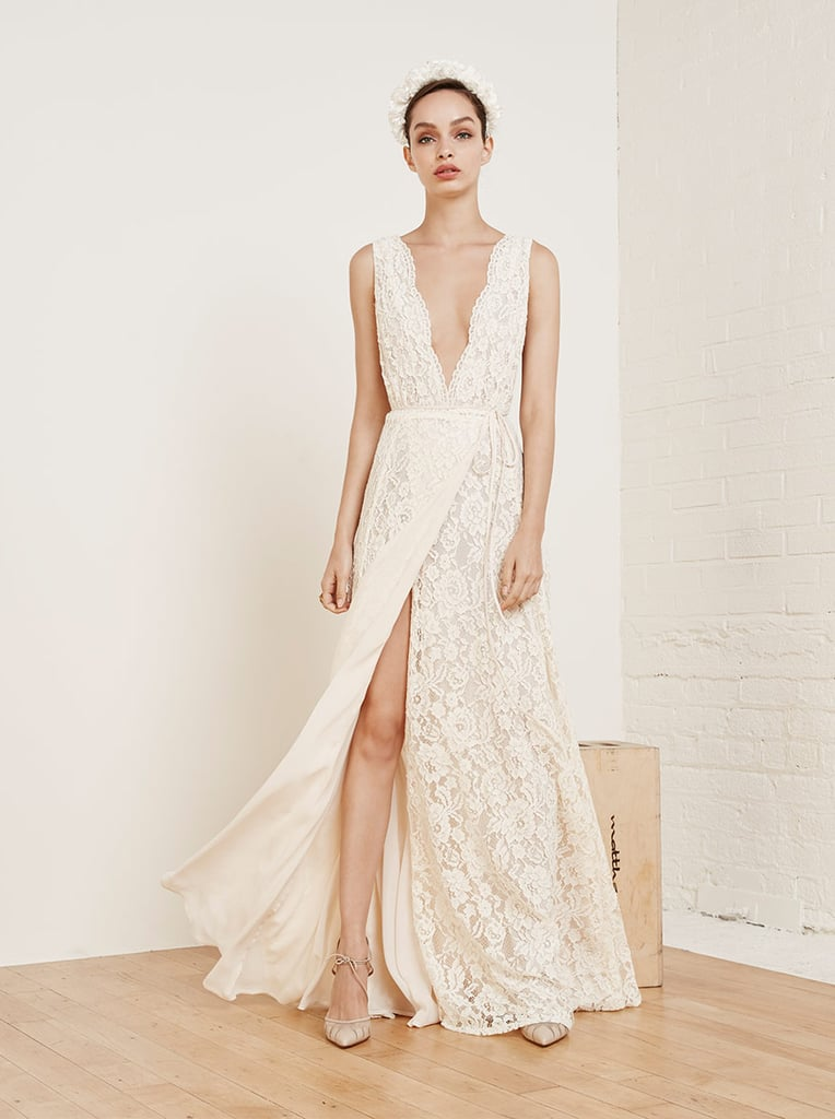 wedding dresses you can wear again popsugar fashion