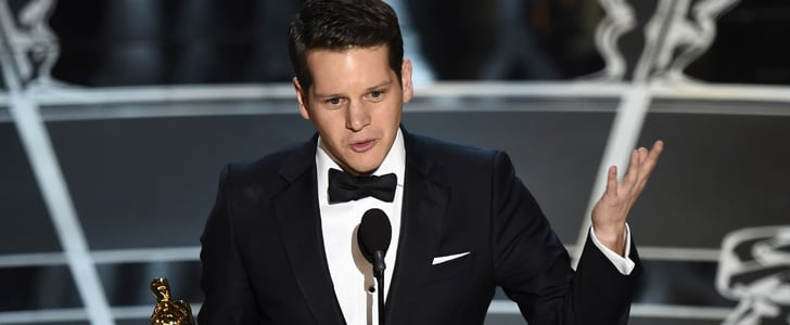 The Imitation Game's Graham Moore Oscar Speech | Video