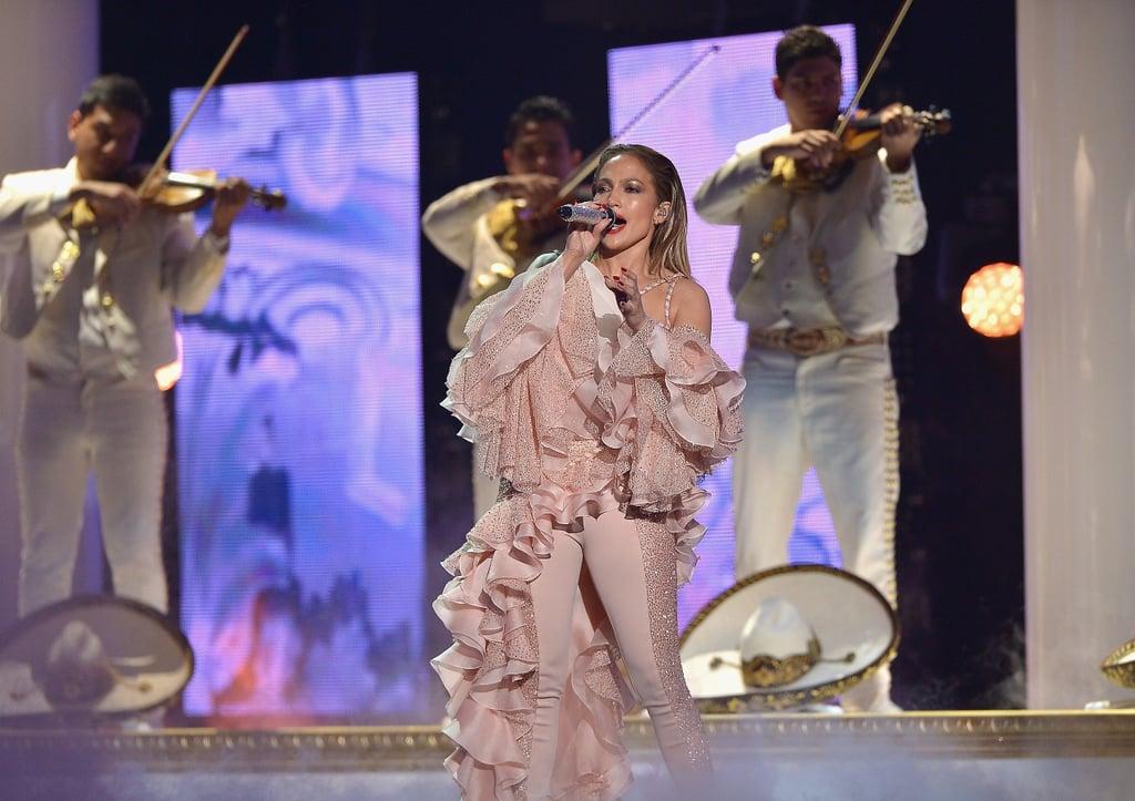 "24 Times Jennifer Lopez Left It All ""on the Floor"""