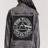 Forever 21 Pink Floyd Denim Jacket