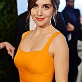 أليسون بري في حفل توزيع جوائز اختيار النقاد لعام 2020