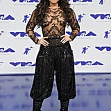 August at the MTV Video Music Awards