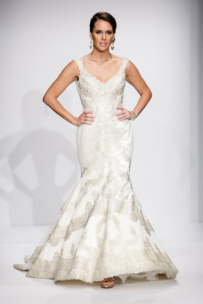 Matthew Christopher Couture Bridal Fall 2014