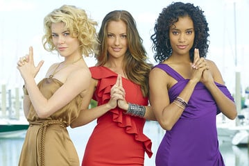 Watch a Video Promo For the New Charlie's Angels Starring Rachael Taylor, Minka Kelly and Annie Ilonzeh