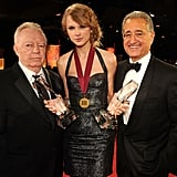 Pictures of Taylor Swift at BMI Awards