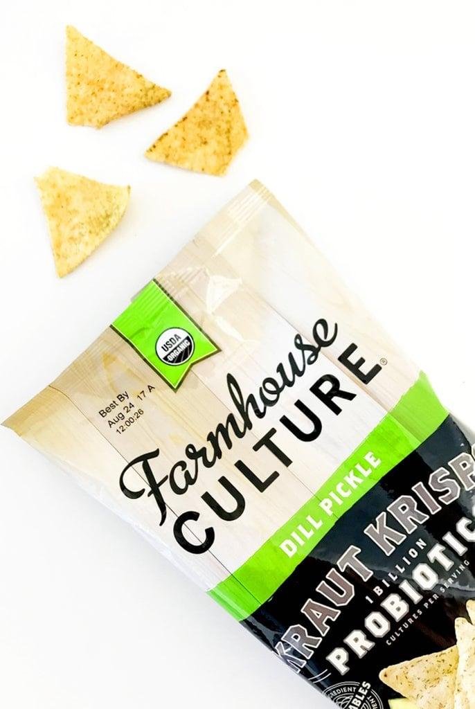 Farmhouse Culture Kraut Krisps in Dill Pickle