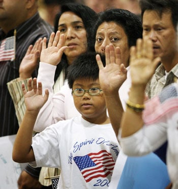US Citizenship Requests Down; Price of Wall Up $400 Million