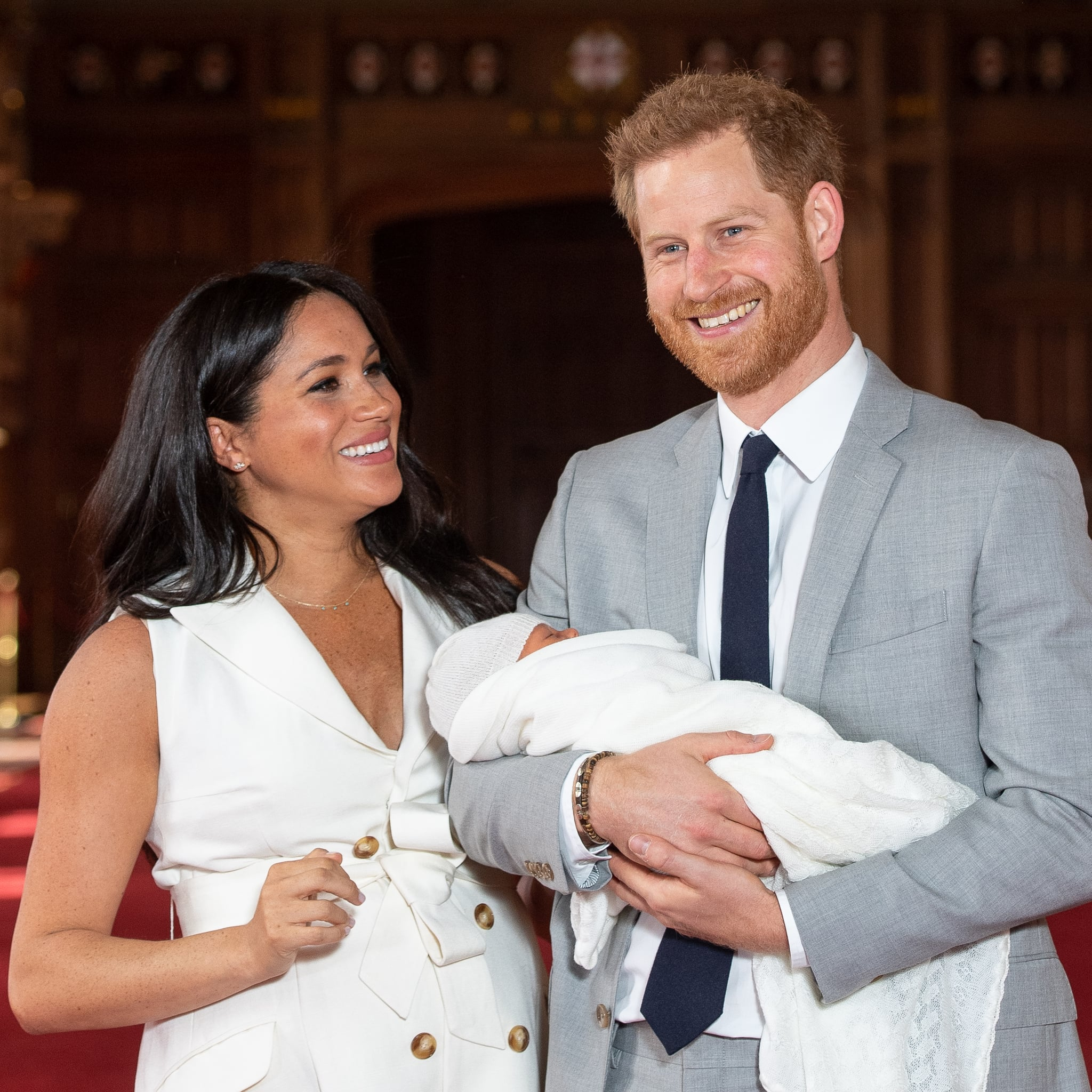 Meghan Markle and Prince Harry Quotes on Being New Parents ...