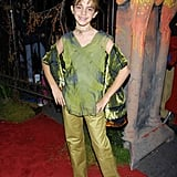 Emma Watson at the 2001 Harry Potter and the Sorcerer's Stone NY Premiere