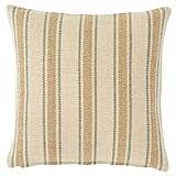 Madeline: Cambridge Ocean Indoor/Outdoor Pillow